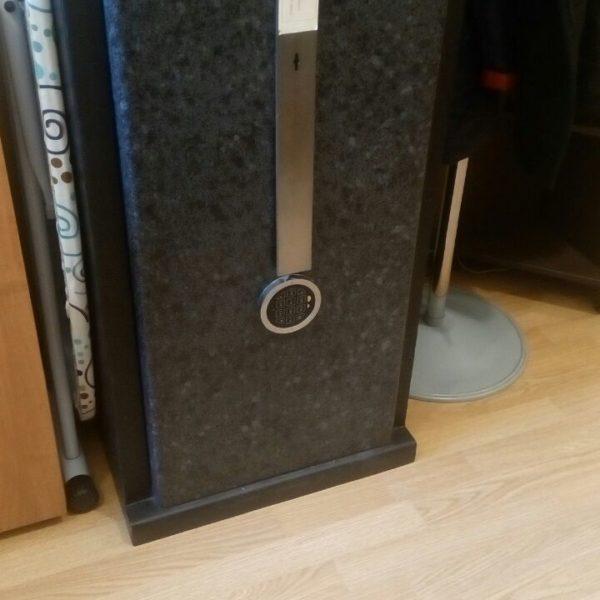 Вскрытие сейфа